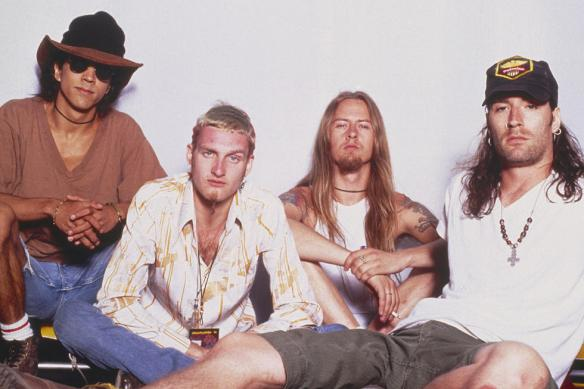 Alice In Chains - Band