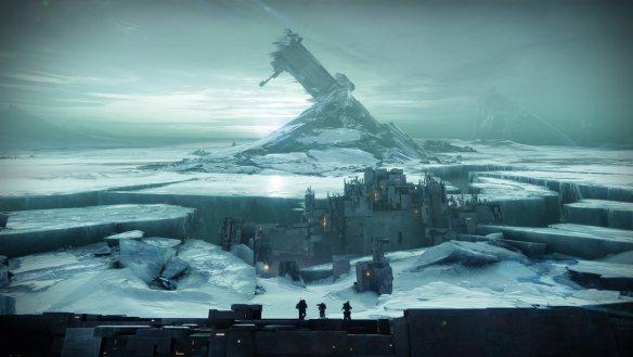 Weite Welten - Bungie hat die Inhalte reduziert und verspricht eine Trilogie an Erweiterungen bis 2022.