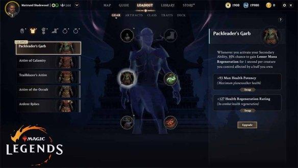 Die Entwickler von Magic: Legends stellen die Ausrüstung und das Aussehen der Planeswalker vor.