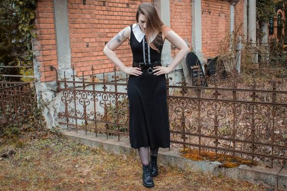 Banned Alternative Haunted Doll Dress