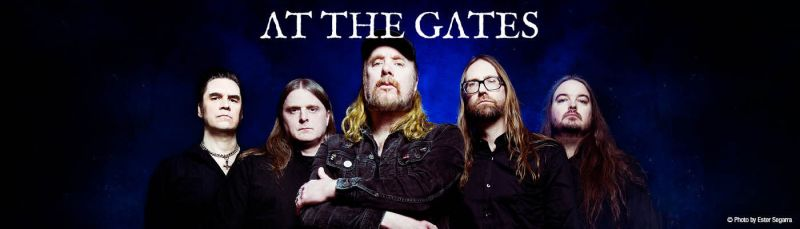 At The Gates - Banner