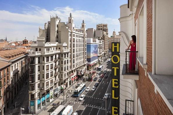 ¿Finca o ciudad? Si sois urbanitas, conoced la opción de Hotel Emperador
