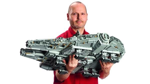 LEGO Releases $800 7,541-Piece Millennium Falcon Set
