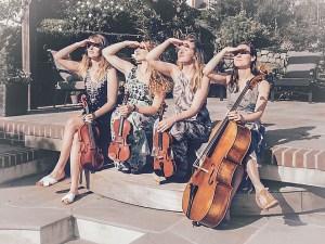 Hummingbird String Quartet