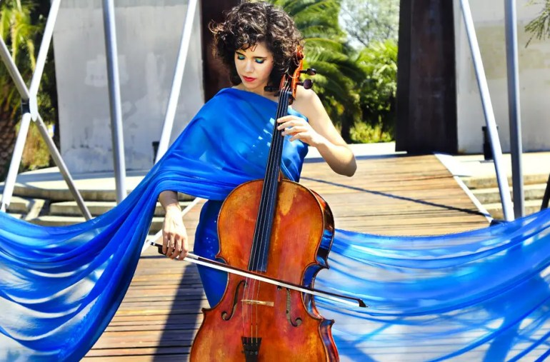 """After the Royal wedding, everyone wants a solo cellist."" ~ Lidia Alonso, cellist available to hire through Encore"