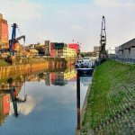 HAFEN IN HDR