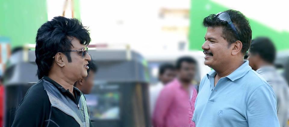 Rajini_Shankar Enthiran 2.0 Movie