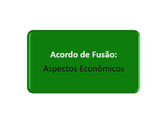 aspectos econômicos do acordo de fusão
