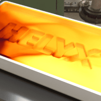 PUR Foaming Simulation with HELYX
