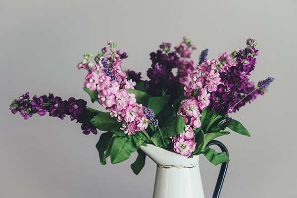 The perfect vase for flowers