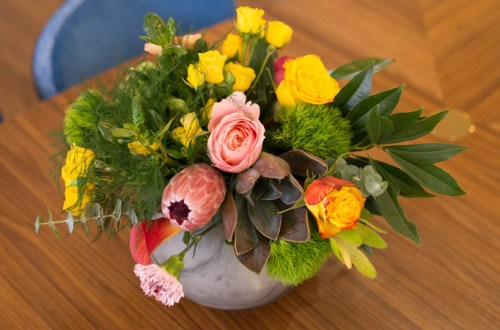 3 Unusual DIY floral arrangements to try in your home