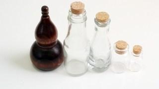 小瓶は小さな魔術です。