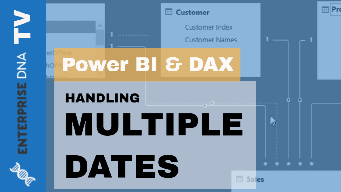 How To Work With Multiple Dates In Power BI