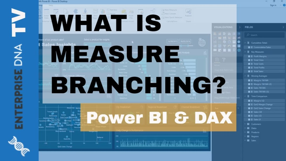 Measure Branching - The Most Important Concept When Using
