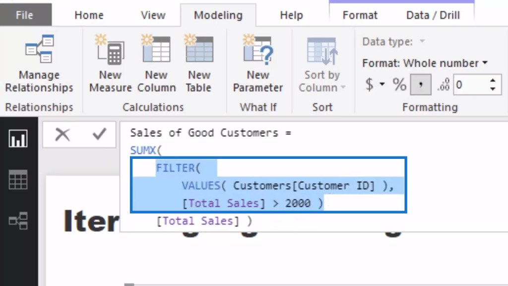 logic for altering the virtual table