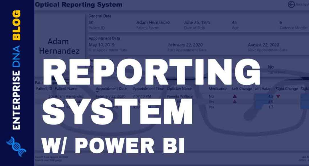 Building-A-Reporting-System-With-Power-BI