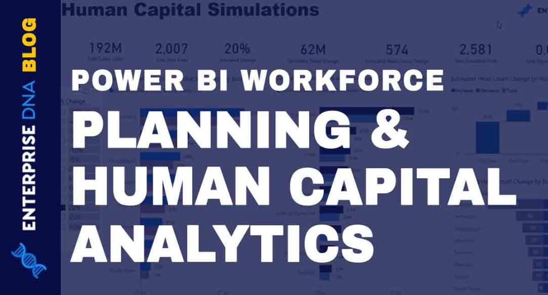 Power-BI-Workforce-Planning-Human-Capital-Analytics