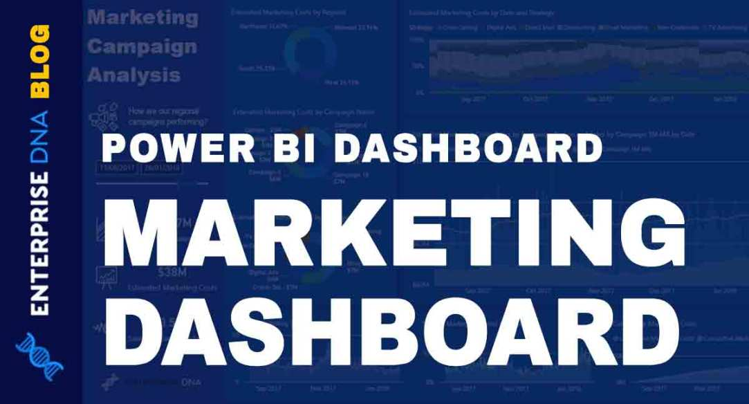 Create-A-Marketing-Dashboard-Using-Power-BI