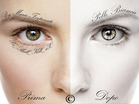 Photoshop White Skin Action