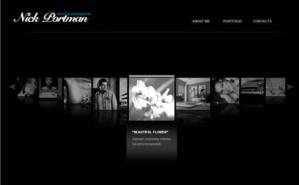 Black & White Photography Portfolio