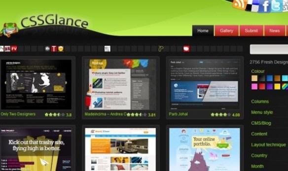 CSS Glance