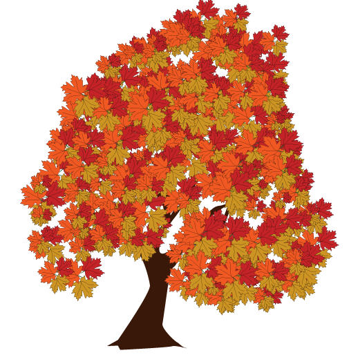 Create a Maple Tree in Illustrator