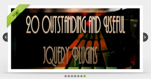 25 Outstanding and Useful jQuery Plugins