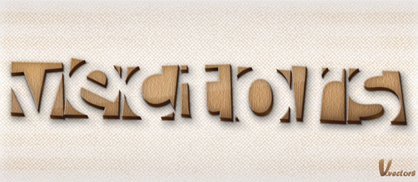 How to Make a Wooden Text Effect with Adobe Illustrator