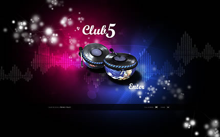 Pink & Blue Nightclub
