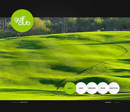 Private Golf