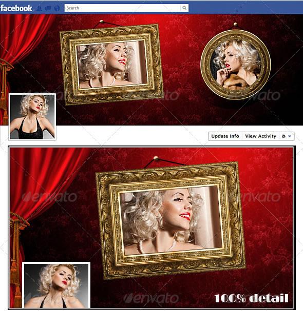 Elegant Gallery Facebook Timeline