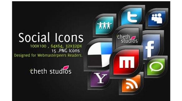 CS Social Icons – Elegancy speaks!
