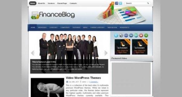 WP Finance Blog