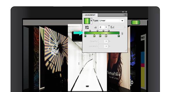 Vector IPod with Ear - Phones Screenshot