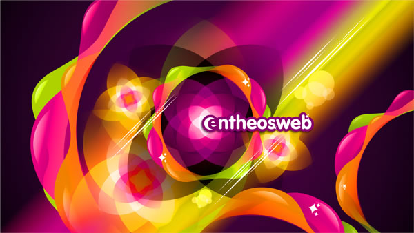 Designing a Colorful Wallpaper with CorelDraw