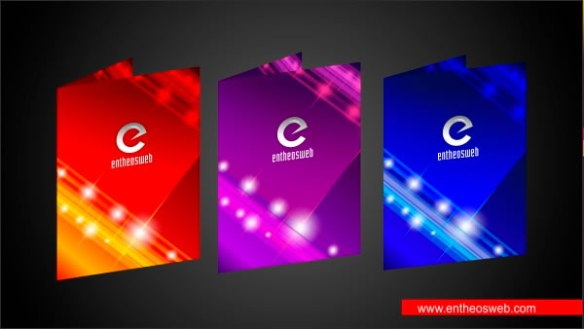 Folder Design in Corel Draw