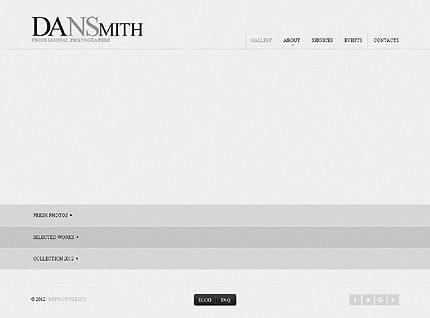 Dan Smith Website