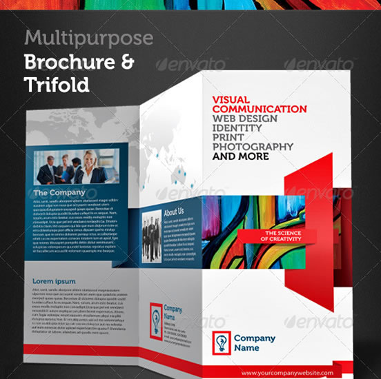Multipurpose Brochure and Trifold