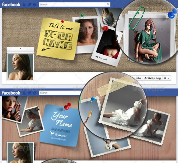 Facebook Timeline Cover Toolkit
