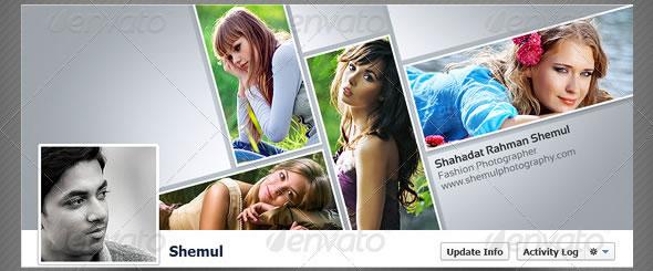 Photographer's Fb Timeline Cover V9