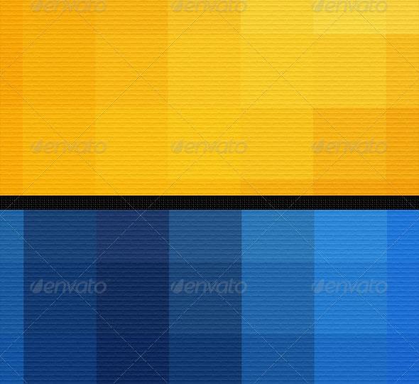 Mosaic Fabric Box Texture Set