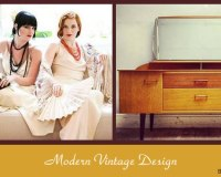 Modern Vintage Design