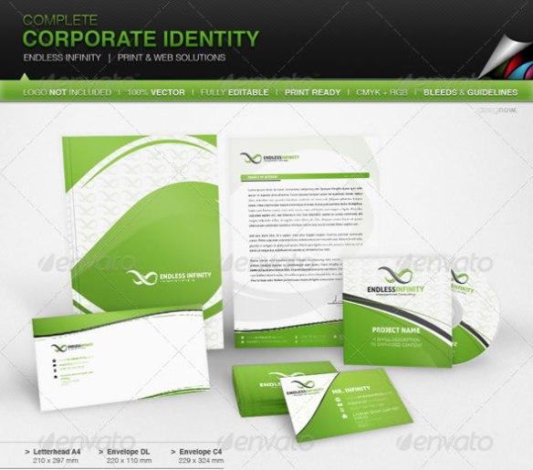 Corporate Identity - Endless Infinity