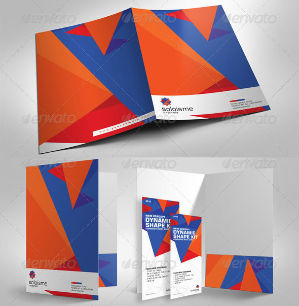 Solois Stationary Template
