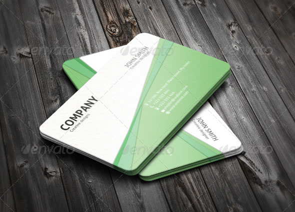 Business card design - 20