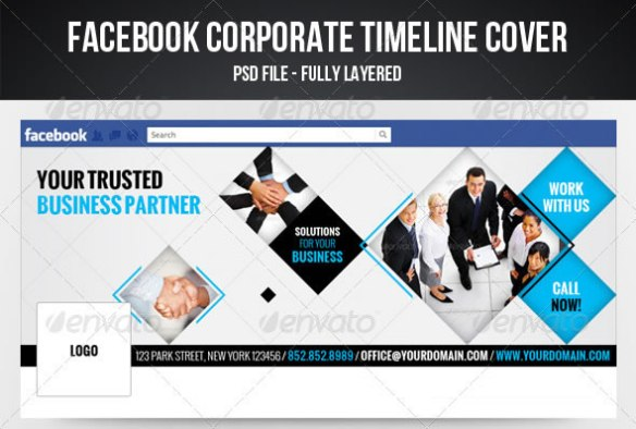 FB Corporate Timeline Cover