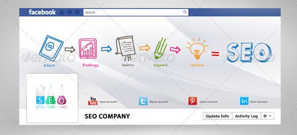 SEO Company FB Timeline