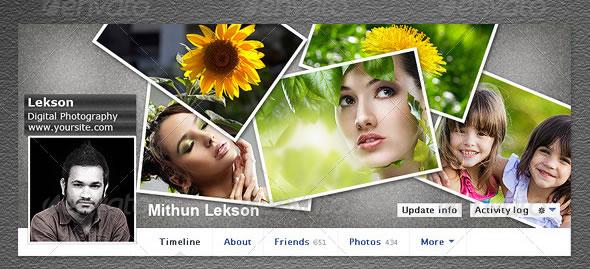 Corporate Facebook Timeline Cover Bundle