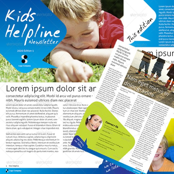 kids Helpline Newsletter