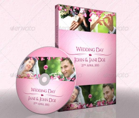 Wedding DVD covers